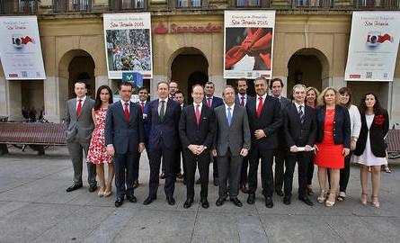 Banco Santander organiza II Concurso de Fotografía San Fermín