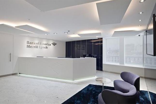 Bank of America Merrill Lynch muda su sede en Madrid a la Torre Serrano