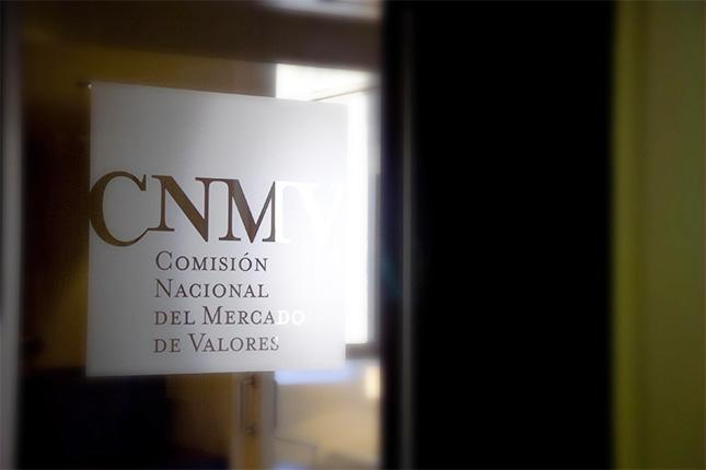 """La CNMV considera que el """"estrés"""" de los mercados españoles es """"bajo"""""""