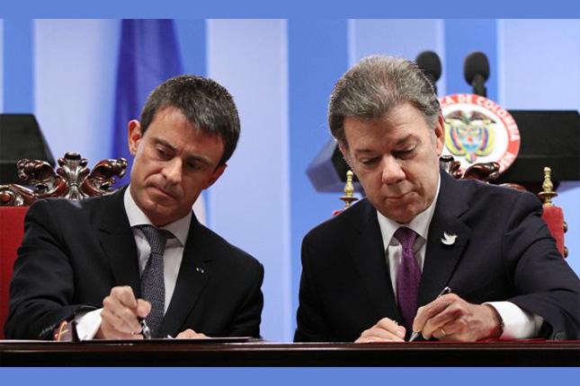 Colombia y Francia alcanzan acuerdo para evitar la doble tributación