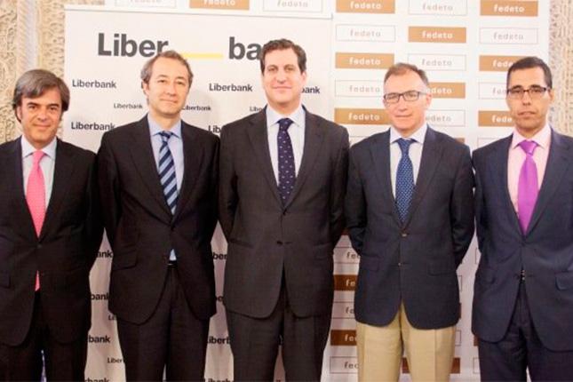 Liberbank y Fedeto impulsan la competitividad de las empresas de Toledo