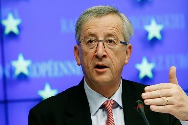 Juncker (CE), preocupado por la guerra comercial EE.UU.-China
