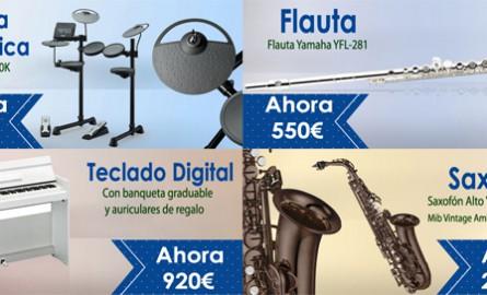 Tienda de instrumentos musicales Hazen