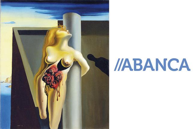 Abanca muestra en Vigo las mejores obras de su colección de arte