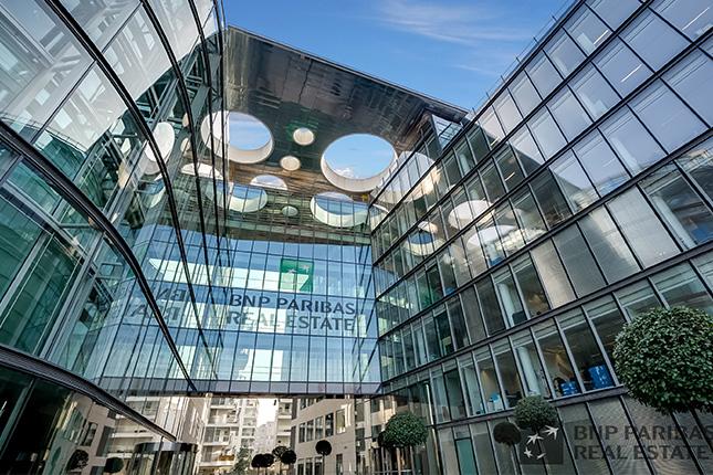 BNP Paribas invertirá 8.000 millones de euros en el mercado inmobiliario