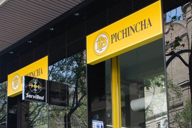 Banco Pichincha ofrece un depósito con rentabilidad del 0,80% TAE a 12 meses