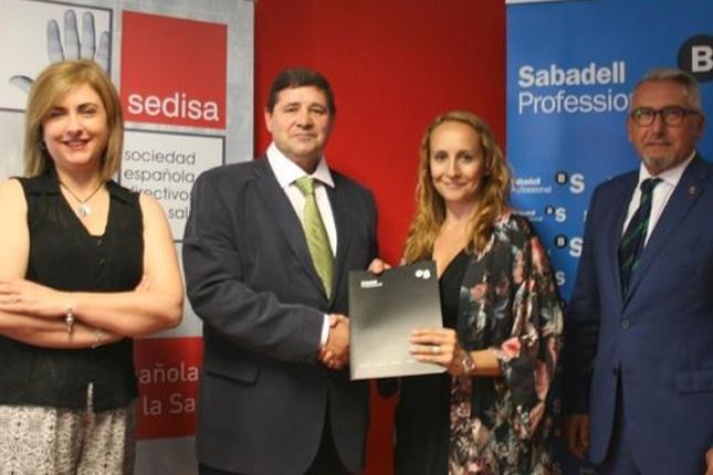 Banco sabadell firma un acuerdo con sedisa for Openbank oficina madrid
