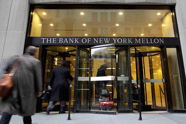 BNY Mellon gana un 23,4% menos