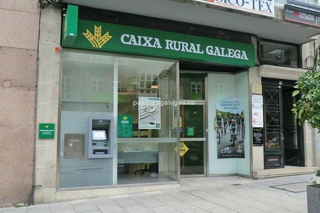 La Xunta de Galicia firma un convenio con Caixa Rural