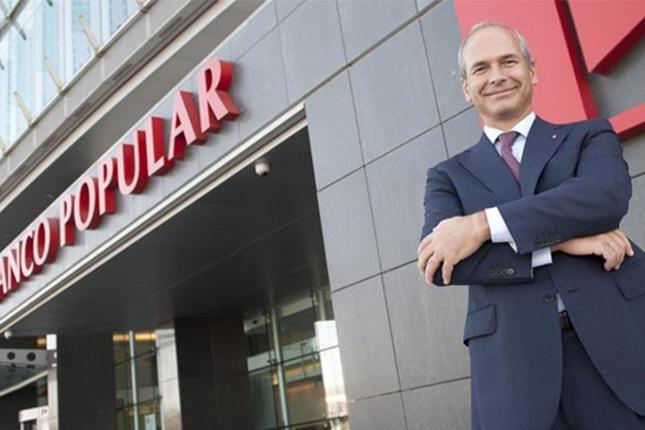 Carlos Álvares, nuevo Presidente del Banco Popular Portugal