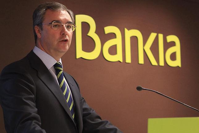 Bankia quiere cambiar su política de dividendos