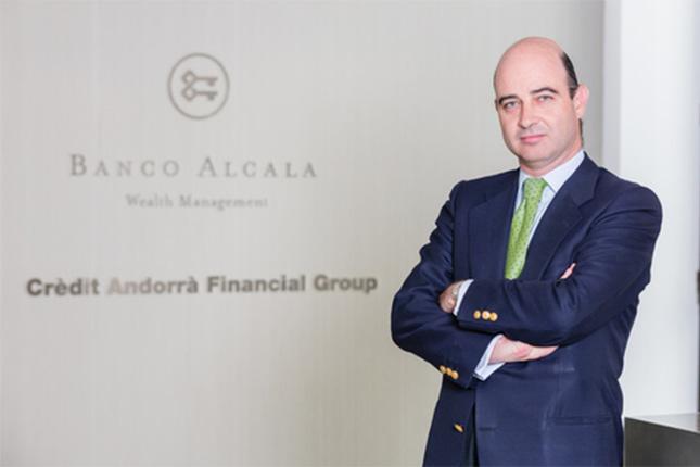Marcos Ojeda, nuevo Director General de Banco Alcalá