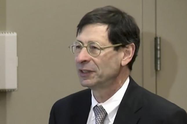 Maurice Obstfeld, nuevo economista jefe del FMI