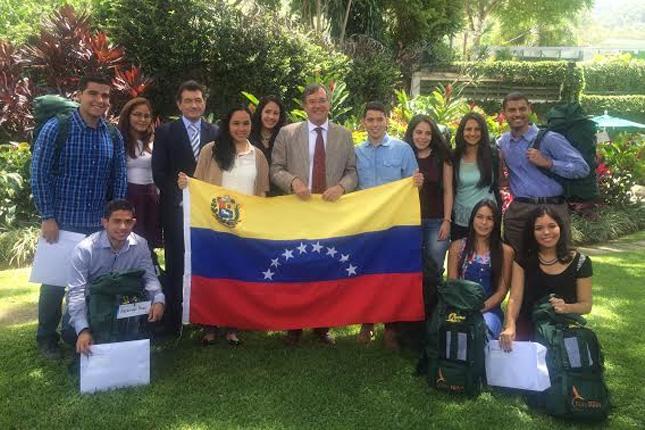 Once venezolanos formarán parte de la Ruta BBVA 2015