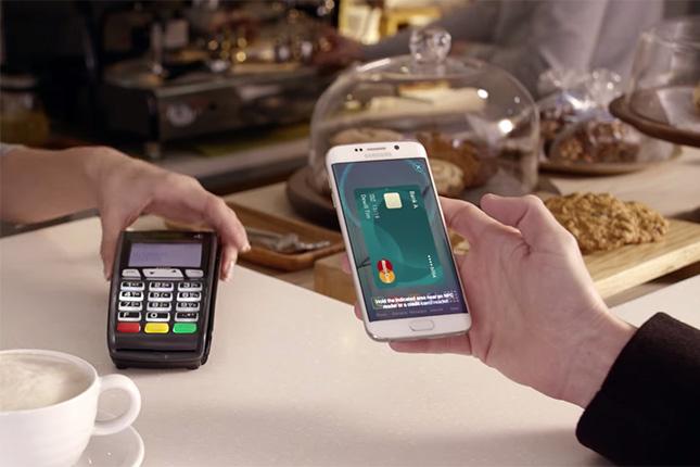 El pago con el móvil supone menos del 0,2% del gasto con tarjetas