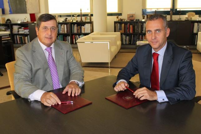 Banco Santander  y la UMH refuerzan su colaboración