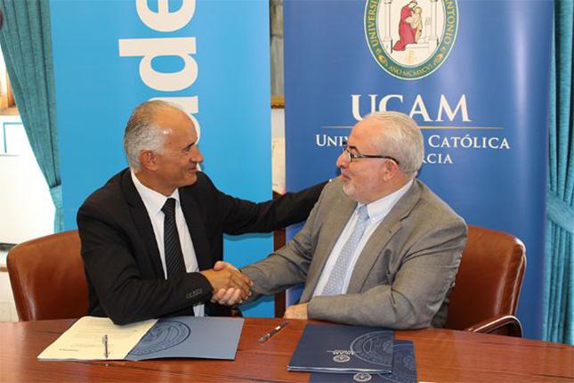 La Fundación Banco Sabadell y la UCAM fomentan el empleo