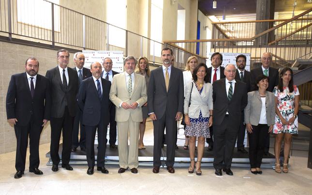 Ana Botín reclama mayor compromiso de las empresas con la Universidad