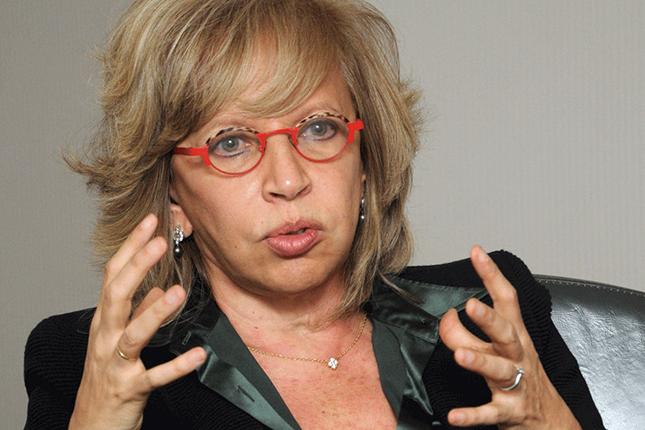 ministra de Comercio, Cecilia Álvarez-Correa