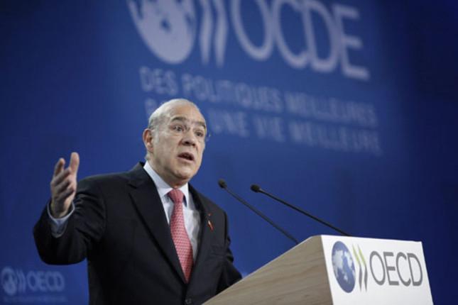 """Ángel Gurría (OCDE) avisa de que Latinoamérica va a tardar """"varios años"""" en recuperarse"""