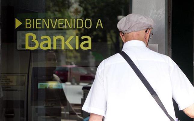 Bankia abre sus primeras 52 sucursales para clientes rentables - Oficinas bankia madrid ...
