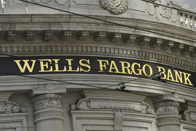 Wells Fargo, multado con 65 millones de dólares por mala praxis