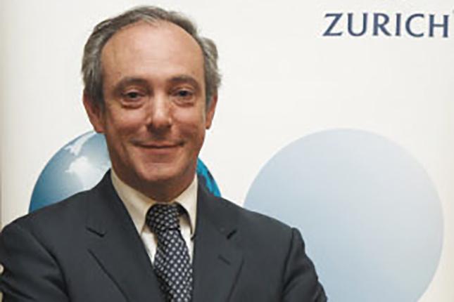 Vicente Cancio ha sido nombrado nuevo consejero delegado del Grupo Zurich en España