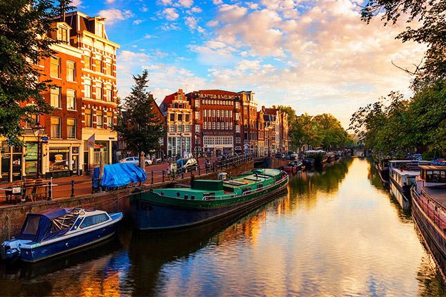 Ámsterdam, primera ciudad europea en economía colaborativa