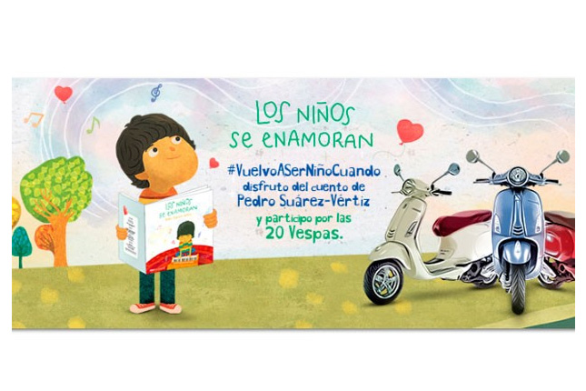 BBVA Continental lanza la campaña #LosNiñosSeEnamoran