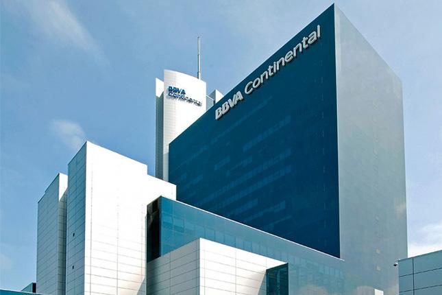 BBVA Continental prevé duplicar el crecimiento de los créditos en Perú