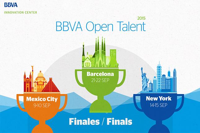 """BBVA Open Talent 2015 premia a """"Destacame.cl"""" en Inclusión Financiera"""