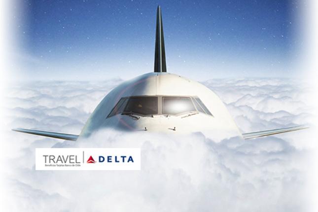 Banco de Chile firma alianza con Delta Airlines