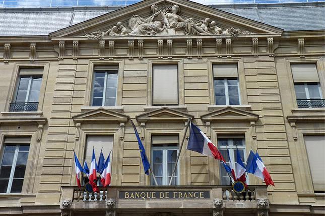 Banco de Francia prevé crecimiento del  0,3% en el tercer trimestre