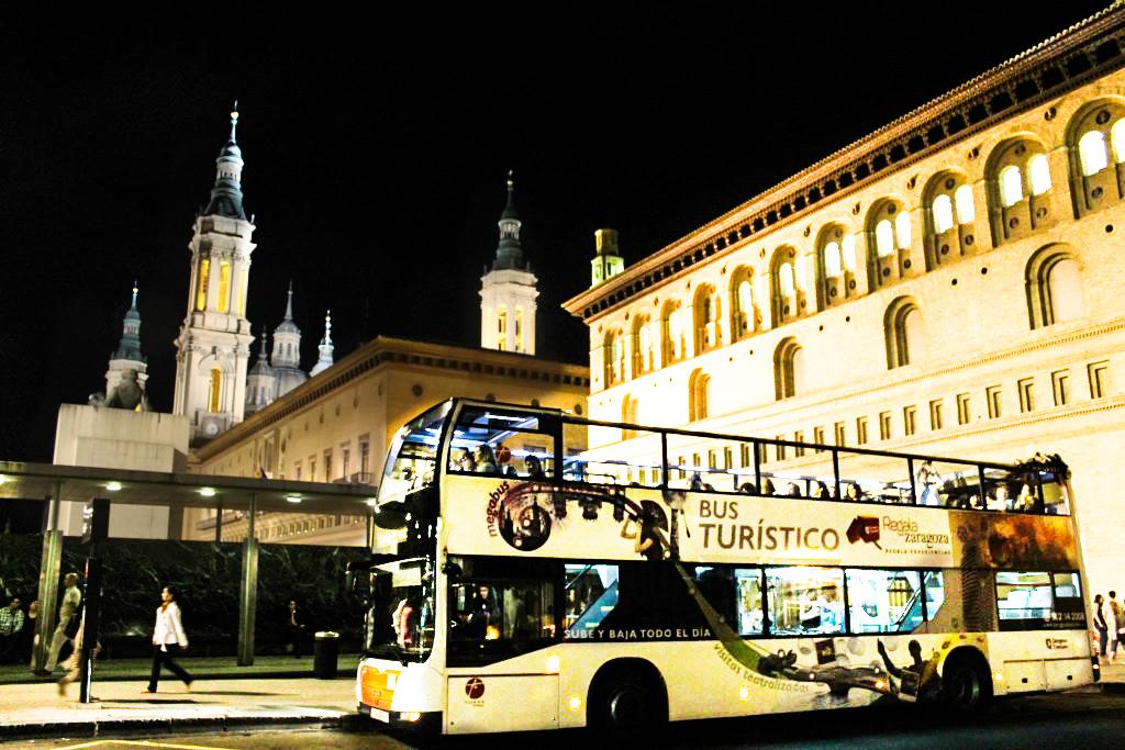 Bus nocturno zaragoza
