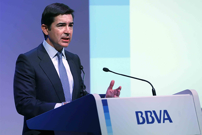BBVA urge a regular el intercambio de datos