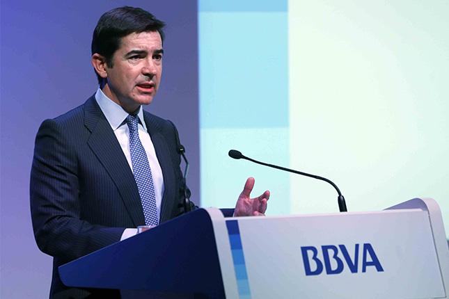 BBVA elige a Carlos Torres como nuevo presidente