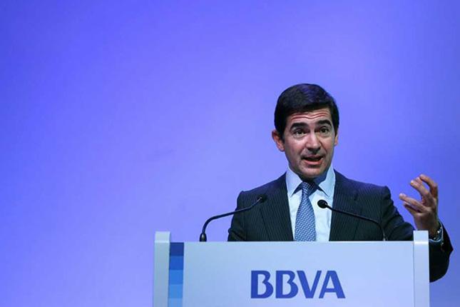 BBVA: la banca debe adaptarse mejorando la eficiencia