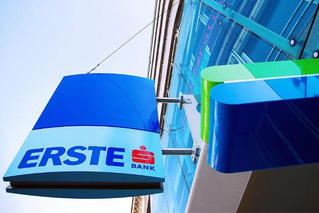 Erste Group sale de pérdidas durante el primer semestre