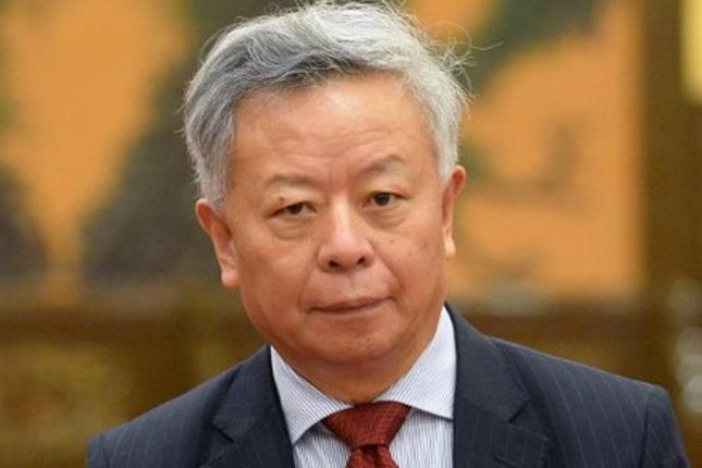 Jin Liqun, nuevo presidente del AIIB