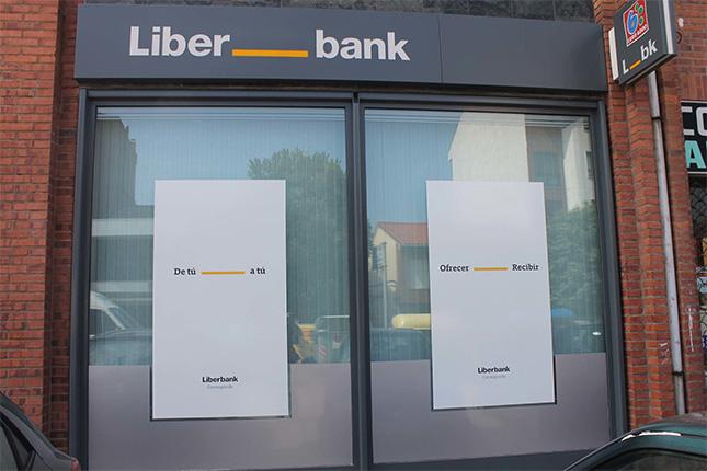 Liberbank logra un beneficio de 21 millones de euros en el primer trimestre del año