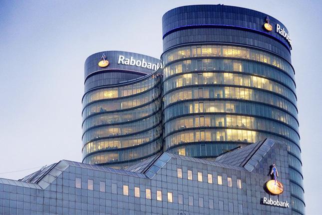 Rabobank aumenta su beneficio neto un 41%