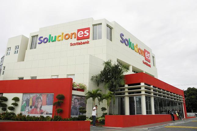 Soluciones Scotiabank inaugura oficina en Santiago de los Caballeros (República Dominicana)