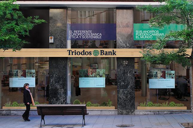 Triodos Bank lanza plan de pensiones