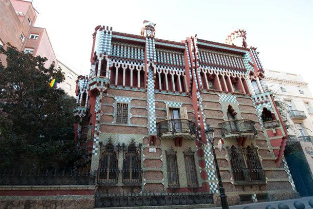 La Casa Vicens de Gaudí, propiedad de Morabanc, abrirá en 2016