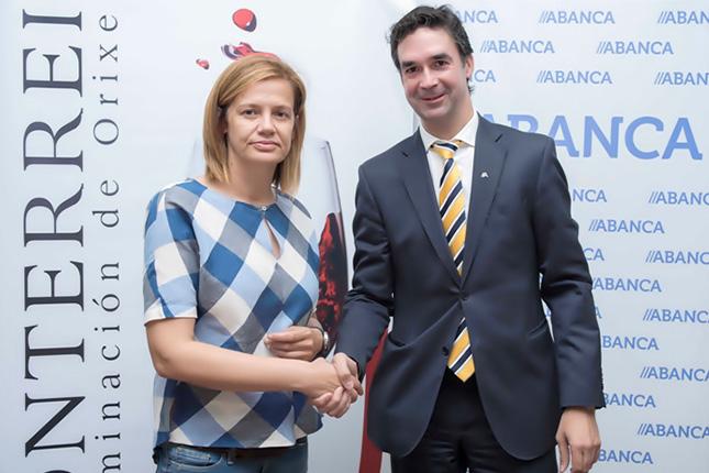 Abanca firma convenio con el Consello Regulador de la Denominación de Orixe Monterrei
