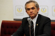 Miguel Ángel Mancera, Jefe de Gobierno del Distrito Federal de México