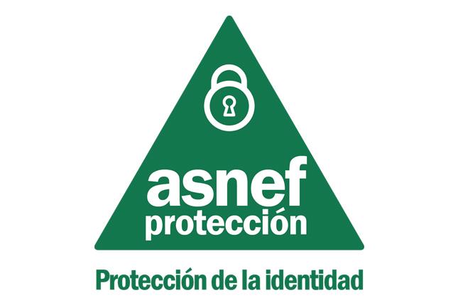 Asnef lanza una campaña para proteger la identidad de los usuarios