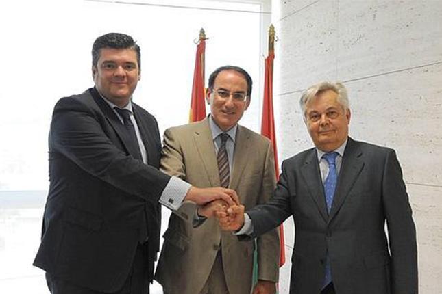 BMN y Avalunión firman un acuerdo para facilitar créditos a pymes