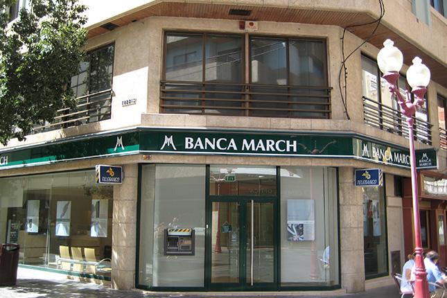 Banca March adelanta la fecha de cobro de las pensiones