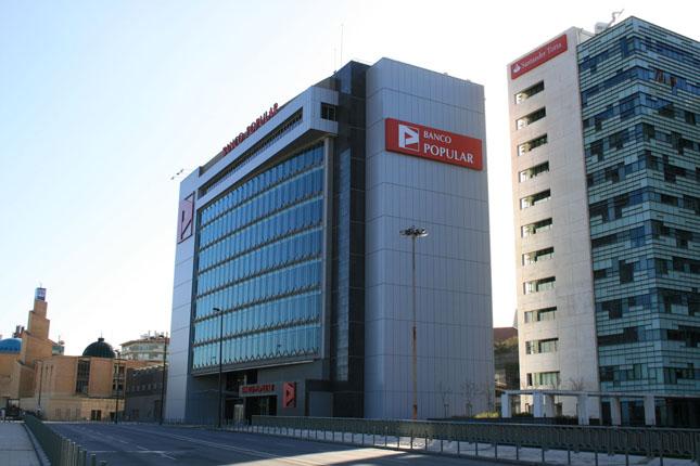 Banco Popular afirma que el valor de su acción no es el deseado